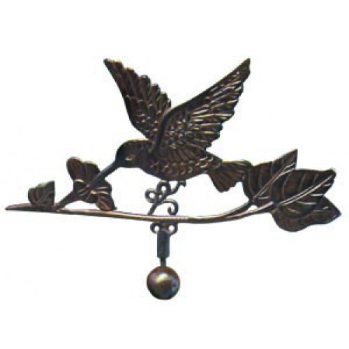 Humming Bird Garden Weathervane Stake 13