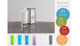 Mixture Soy Votive Candle