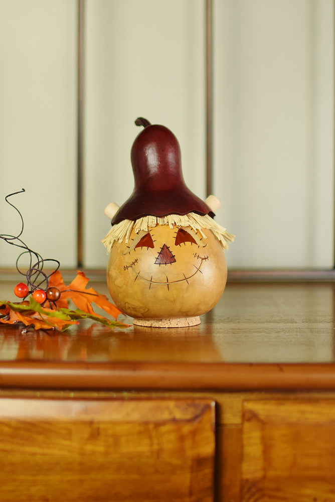 Meadowbrooke Gourds - Warehime Pumpkin Scarecrow