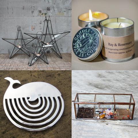 Home Deco gifts from River Dart Gallery