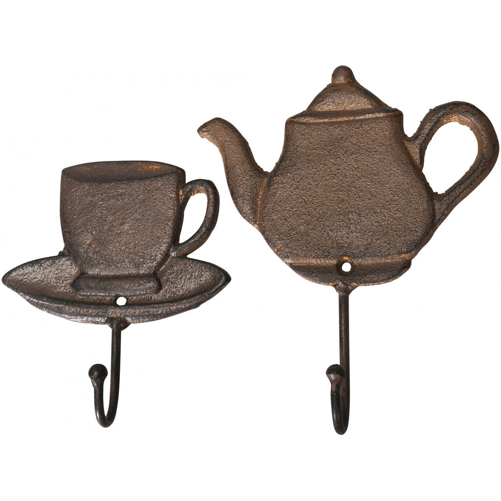 Teapot and Cup Hook