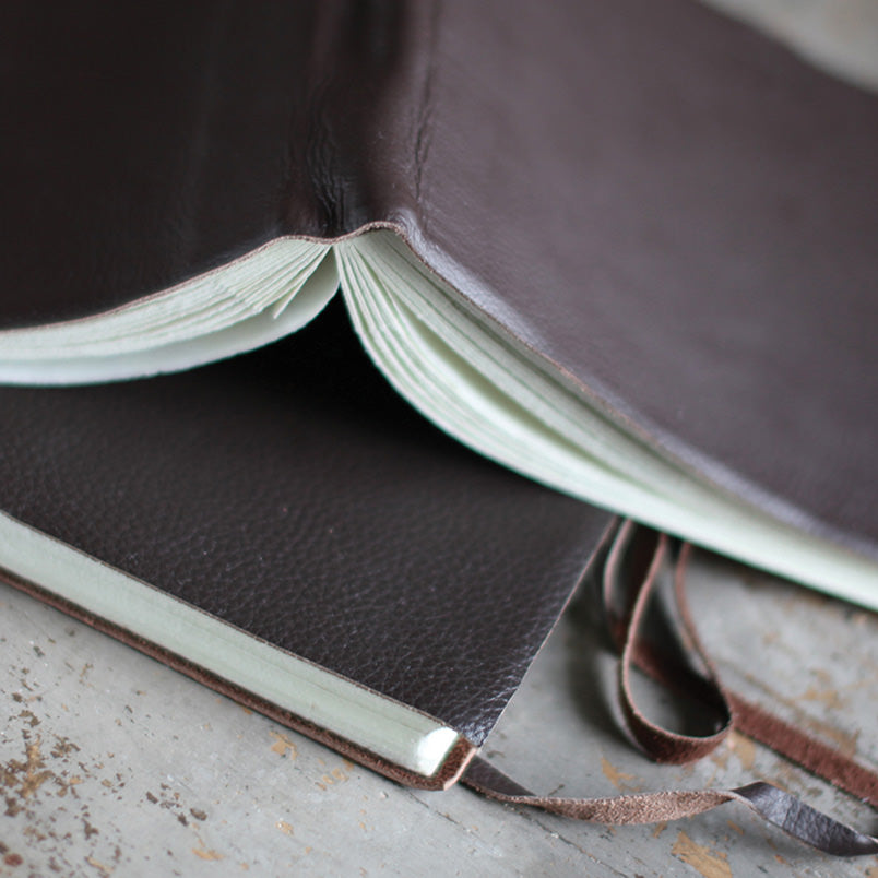 Leather Photo Album Nkuku