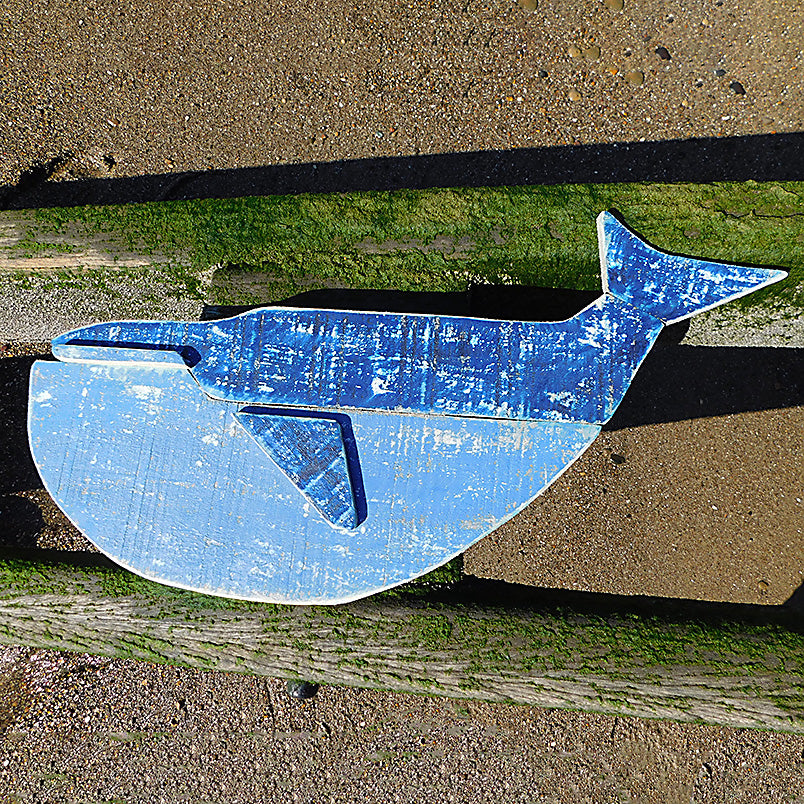 Blue Whale Wall Art