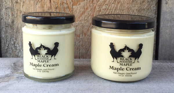 Pure Adirondack Maple Cream