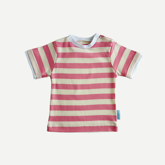 T-shirt - Pink Stripes