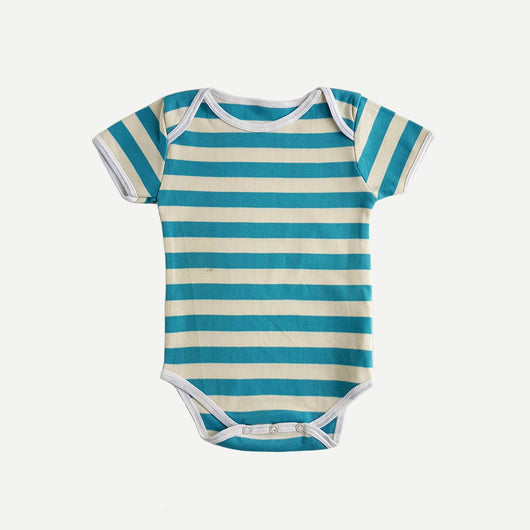 Bodysuit - Blue Stripes