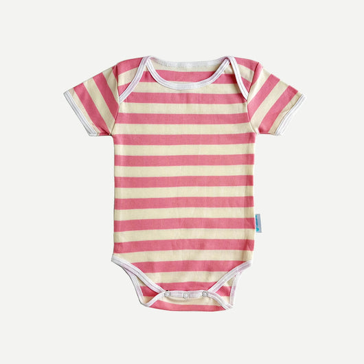 Bodysuit - Pink Stripes