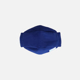 3D Adult Mask - Navy Blue