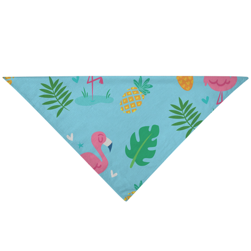 Pet Bandana - Flamingo - P.A.W