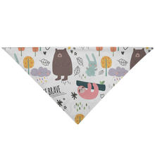 Load image into Gallery viewer, Pet Bandana - Wild Life - P.A.W