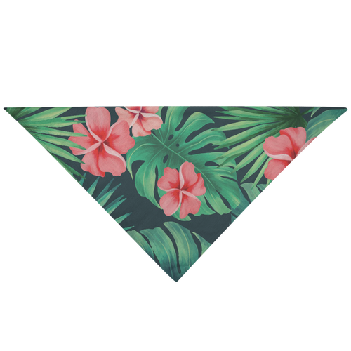 Pet Bandana - Tropical - P.A.W