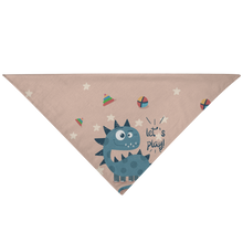 Load image into Gallery viewer, Pet Bandana - Dino - P.A.W