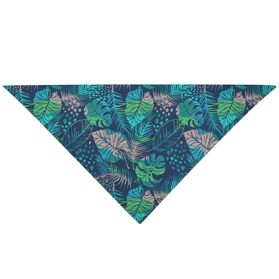 Pet Bandana -Tropical Home - P.A.W