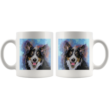 Load image into Gallery viewer, Watercolor Pet Mug Printing - P.A.W