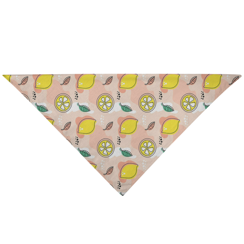 Pet Bandana - Lemon Spree - P.A.W