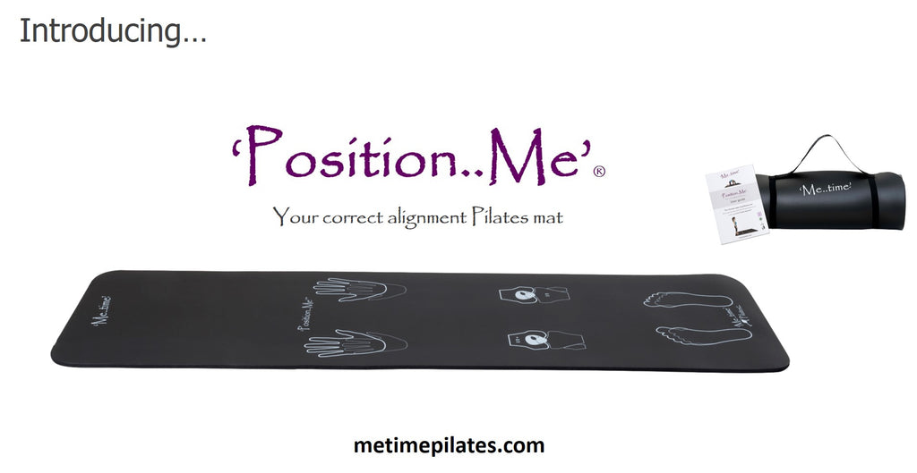Introducing 'Position..Me' the intelligent Pilates Mat! View video!