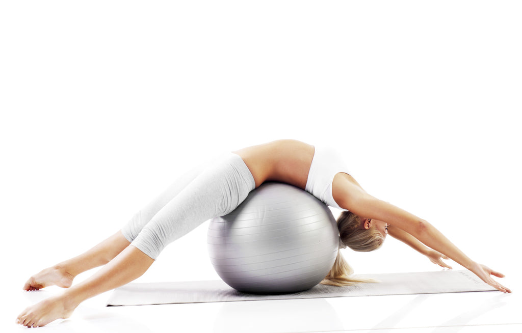 Pilates ball course