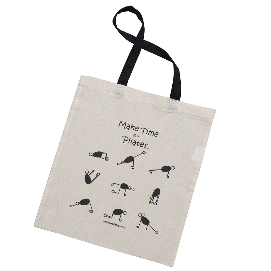 Cotton Bag - Fun Pilates Tote Bag