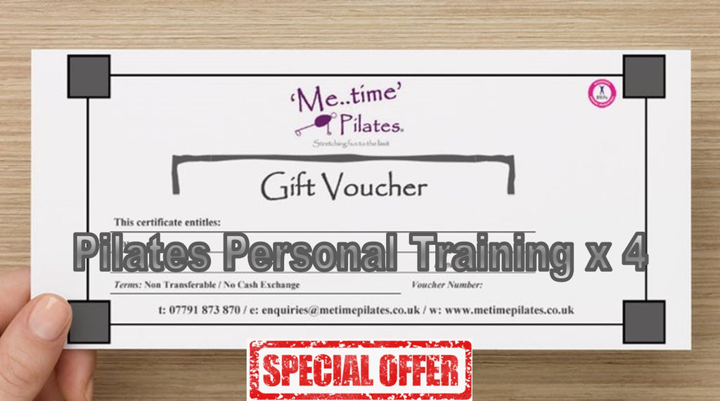Gift Voucher - Pilates Personal Training