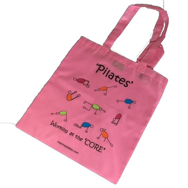 Make time for Pilates Shopping Bag