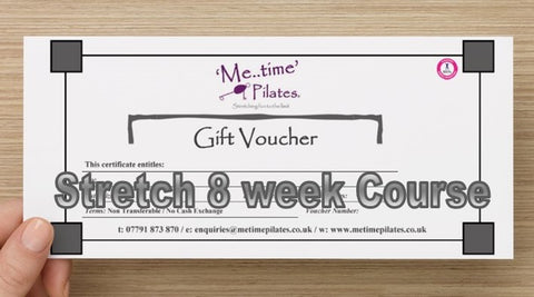 Gift Voucher - Stretch Class Course