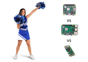 Raspberry Pi 3A+ vs Raspberry Pi 3B+ vs Raspberry Pi Zero W