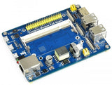 Compute Module IO Board with PoE Feature, for Raspberry Pi CM3 / CM3L / CM3+ / CM3+L - Waveshare