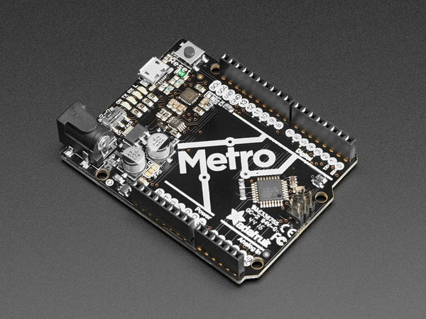 Adafruit METRO 328 with Headers - ATmega328 - compatible with Arduino