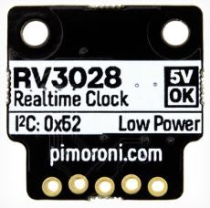 RV3028 Real-Time Clock (RTC) Breakout