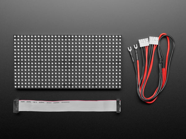 Adafruit Medium 16x32 RGB LED matrix panel - 6mm Pitch