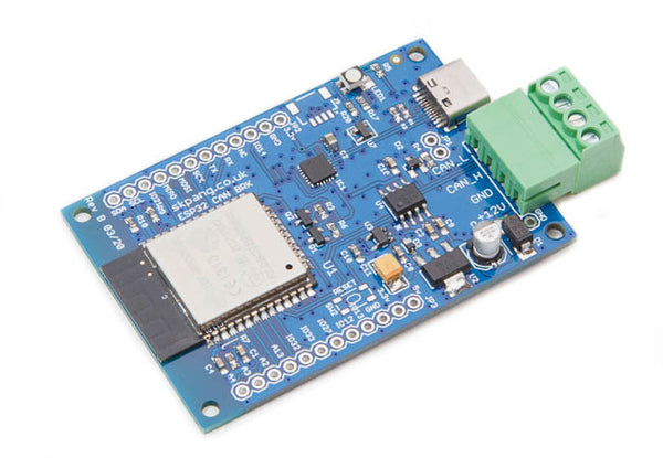 ESP32 CAN-Bus board