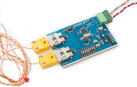 2 Channel CAN-Bus Thermocouple Interface K-Type