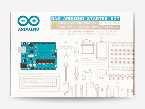 ARDUINO STARTER KIT DEUTSCH