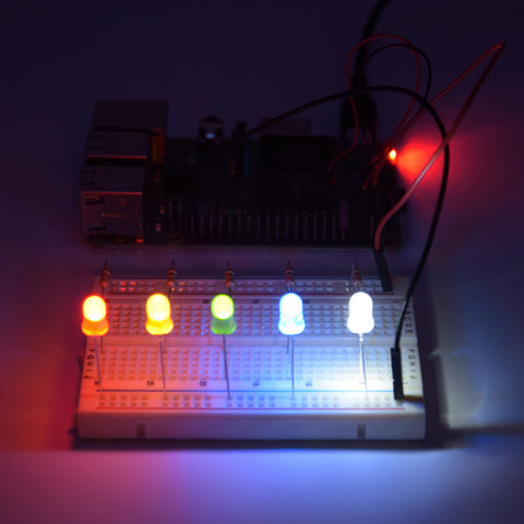LEDs + Widerstände basic maker kit