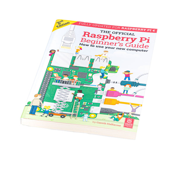 Raspberry Pi Official Beginner's Guide v2