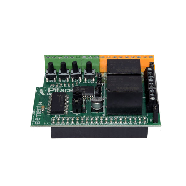 PIFACE DIGITAL 2 - Relays, Switches, Digital/Analog I/O