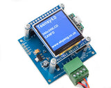 Teensy 4.0 CAN FD board with 240x240 IPS LCD and uSD holder