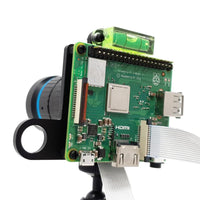 Raspberry Pi Mounting Plate for High Quality Camera