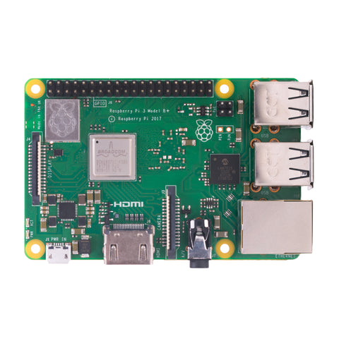 Deluxe Complete Kit: Raspberry Pi 3 Model B+