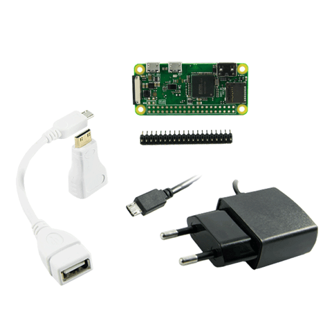 Pi Zero W Essentials Kit