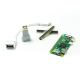 Pi Zero Essentials Kit (OHNE WLAN)