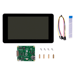 7'' Display für den Raspberry Pi mit Touchscreen