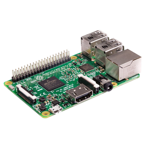 Raspberry Pi 3 Board: Raspberry Pi 3 Model B