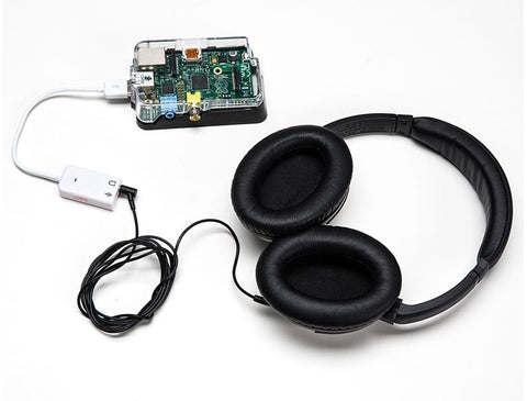 USB Sound Adapter