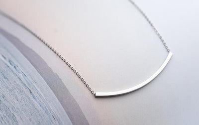My Jewel Necklace - 925 Sterling Silver