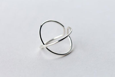 The Cosmos Ring - 925 Sterling Silver