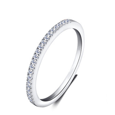By Your Side - Stackable Rings 925 Sterling Silver