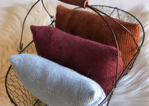 Alpaca Pillow All Colors