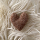 Knitted Tiny Heart (+Colors)