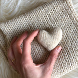 Knitted Tiny Heart All Colors